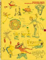 Couverture Masaaki Yuasa Taizen : sketchbook for animation projects