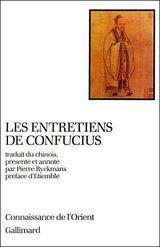 Couverture Les Entretiens de Confucius
