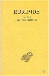 Couverture Hélène et les Phéniciennes