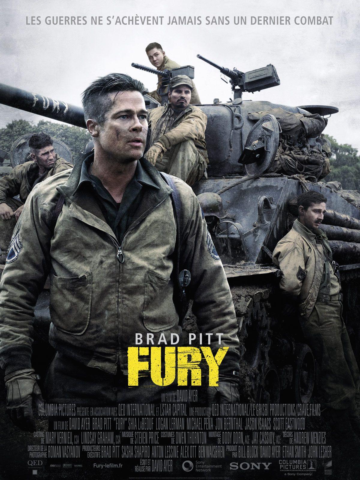 JE VIENS DE MATER UN FILM ! - Page 25 Fury