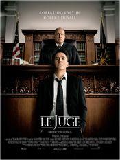 Affiche Le Juge