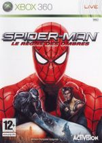 Jaquette Spider-Man : Le Règne des ombres