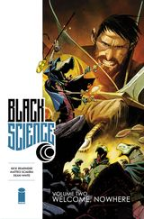 Couverture Welcome, Nowhere - Black Science, tome 2