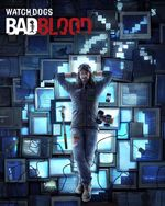 Jaquette Watch Dogs : Bad Blood