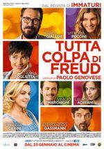 Affiche Tutta Colpa Di Freud