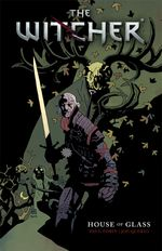 Couverture The Witcher: House of Glass
