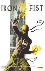 Couverture L'Histoire du Dernier Iron Fist - Iron Fist, tome 1