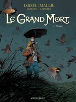 Couverture Panique - Le Grand Mort, tome 5