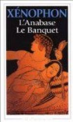 Couverture L'Anabase - Le Banquet