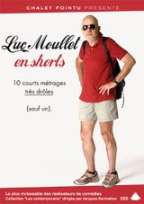 Affiche Luc Moullet en shorts