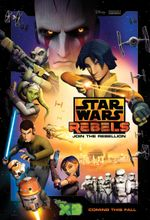 Affiche Star Wars : Rebels