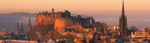 Cover Auld Reekie - Edimbourg pour le touriste cinéphile