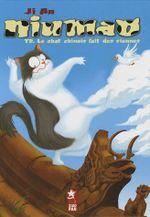 Couverture Le chat chinois fait des siennes - Niumao, tome 2