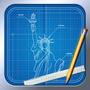 Jaquette Blueprint 3D