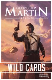 Couverture Wild Cards