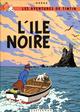 Couverture L'Île noire - Les Aventures de Tintin, tome 7