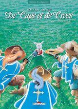 Couverture Vingt mois avant - De Cape et de Crocs, tome 11