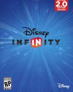 Jaquette Disney Infinity 2.0