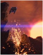 Jaquette Mass Effect 2 : Firewalker Pack