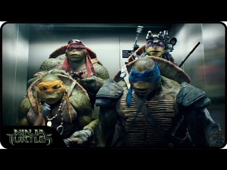 Video de Ninja Turtles