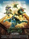 Affiche Ninja Turtles