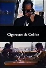 Affiche Cigarettes & Coffee