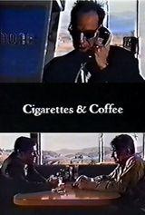 Affiche Cigarettes & Coffee
