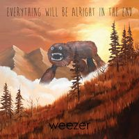 Pochette Everything Will Be Alright in the End