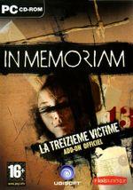 Jaquette In Memoriam : La Treizième Victime