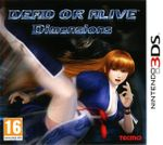 Jaquette Dead or Alive : Dimensions