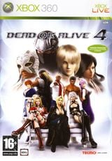 Jaquette Dead or Alive 4