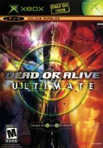 Jaquette Dead or Alive : Ultimate - Double Disc Collector's Edition
