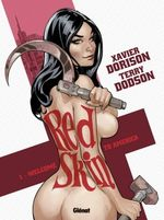 Couverture Welcome to America - Red Skin, tome 1