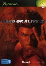 Jaquette Dead or Alive 3