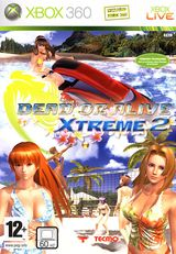 Jaquette Dead or Alive Xtreme 2