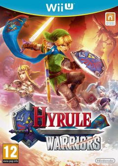 Jaquette Hyrule Warriors