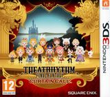 Jaquette Theatrhythm Final Fantasy : Curtain Call