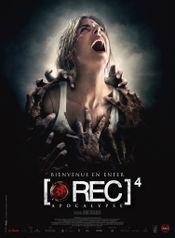 Affiche [REC] 4 : Apocalypse