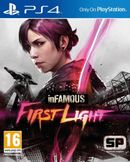 Jaquette inFamous : First Light