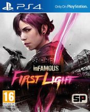 Jaquette inFamous: First Light