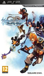 Jaquette Kingdom Hearts : Birth by Sleep