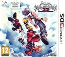 Jaquette Kingdom Hearts 3D : Dream Drop Distance