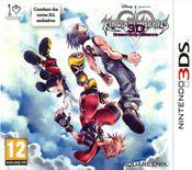 Jaquette Kingdom Hearts 3D: Dream Drop Distance