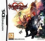 Jaquette Kingdom Hearts 358/2 Days
