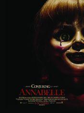 Affiche Annabelle