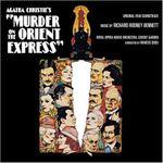 Pochette Murder on the Orient Express (OST)