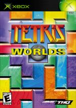 Jaquette Tetris Worlds
