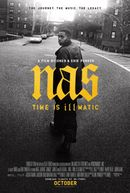 Affiche Nas: Time Is Illmatic
