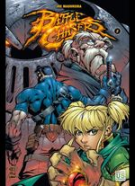 Couverture Battle Chasers
