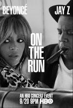 Affiche Beyoncé & Jay-Z : On The Run Tour